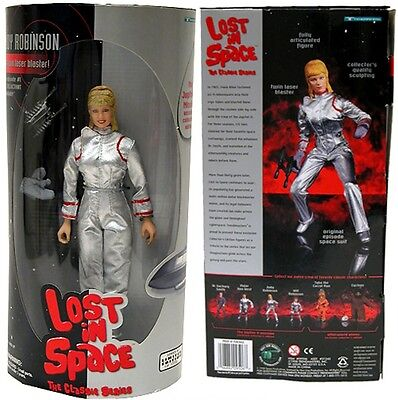"""Lost In Space TV Series - Judy Robinson 10"""" Action Figure"""