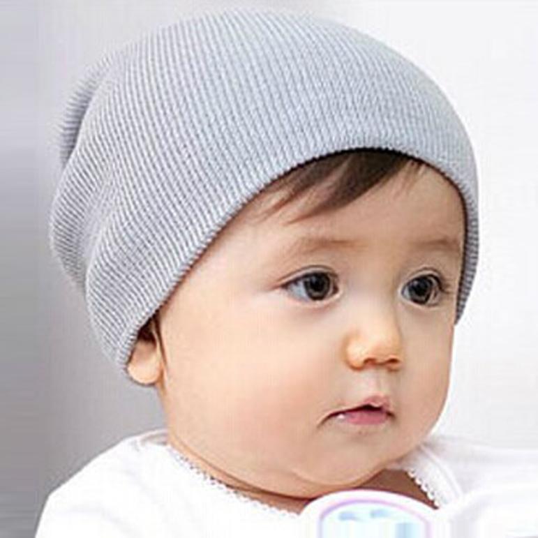 Newborn Kids Baby Boy Girl Infants Cotton Soft Warm Santa Hat Beanie Cap
