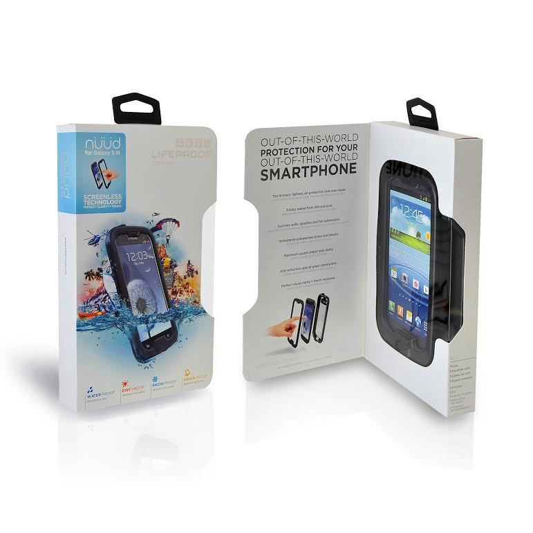 Lifeproof Nuud Series Samsung Galaxy S3 Case-