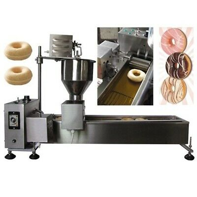 1 Mold Commercial Donut Fryermaker Automatic Donut Making Machinece Approved