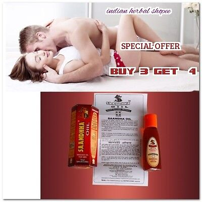HERBAL  SANDHA OIL,  SAANDHA  MASSAGE OIL FOR MEN  BEST REPL BRAND (Best Massage Oil For Men)
