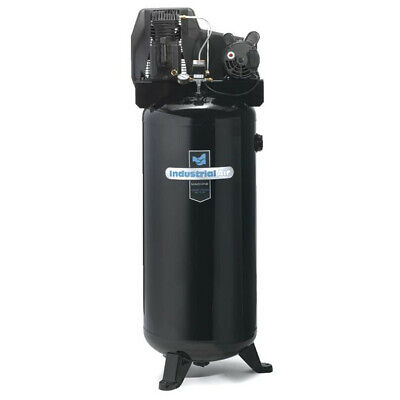 Industrial Air 3.7 Hp 60 Gallon Stationary Air Compressor Ila3606056 New