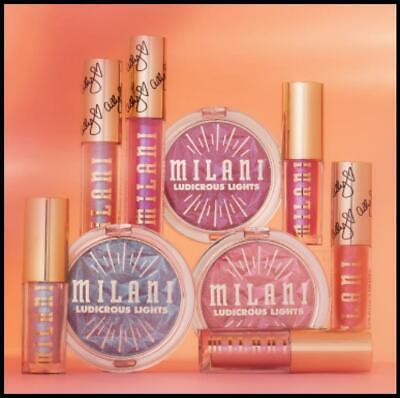 Milani Ludicrous Lights Collection Lip Gloss Eye Topper or Highlighter YOU PICK
