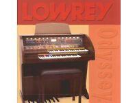 Preowned Lowrey Odyssey Organ