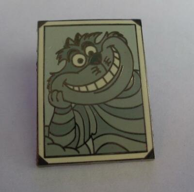Disney Pin ALICE in Wonderland CHESHIRE CAT Photograph 2011 Limited Release