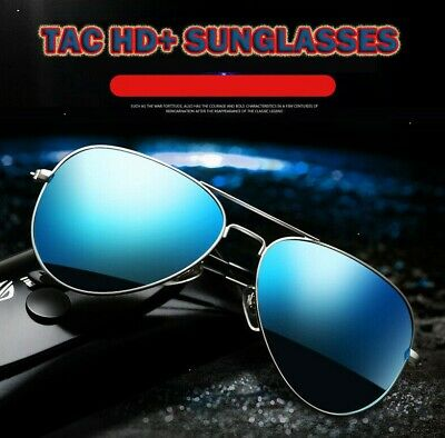Tac Polarized Aviator Sunglasses for Women Men Pilot Sports Driving Sun Glasses ()
