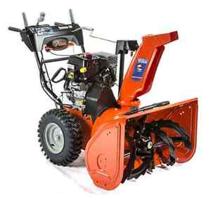 Airens deluxe 30 snowblower