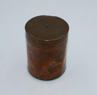Hammered Copper String Dispenser Arts & Crafts, 3.5