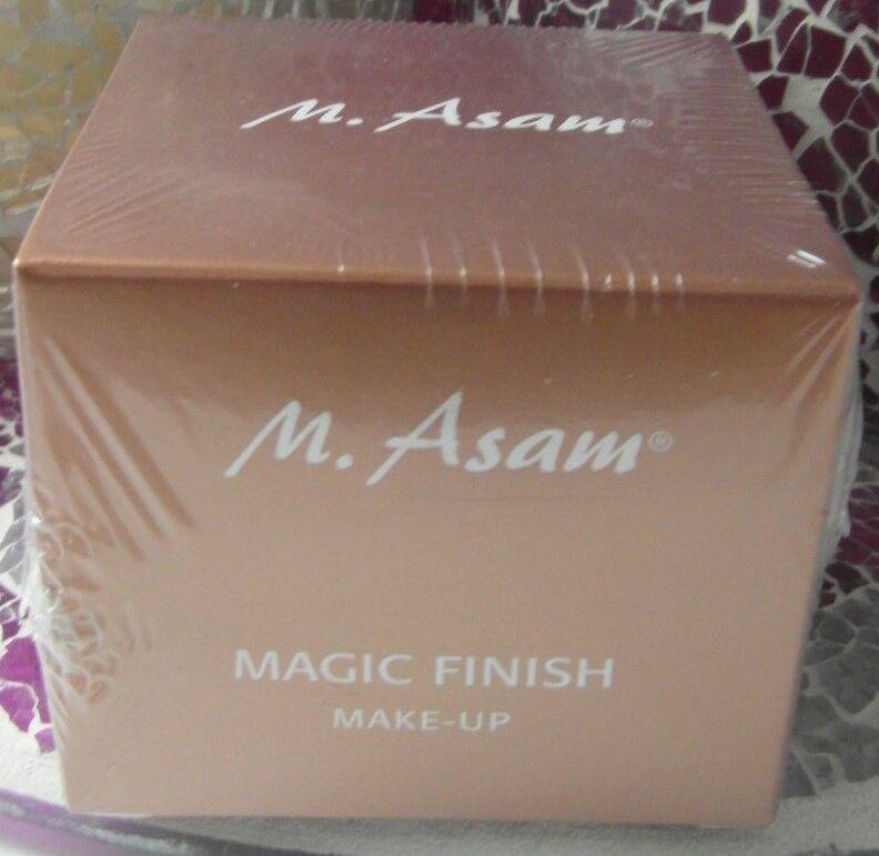 (100ml/71,33€) M. ASAM  Magic Finish, Make up 30ml ! Neu & Ovp ! Das Orriginal !