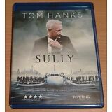 Sully NEW Bluray disc/case/cover only-no digital 2016 Tom Hanks Eastwood Hudson
