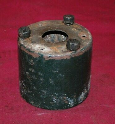 1 112 - 2 Hp Fairbanks Morse Z Dish Pan Tin Pulley Gas Engine Motor