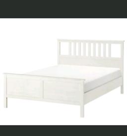 Ikea hemnes bed