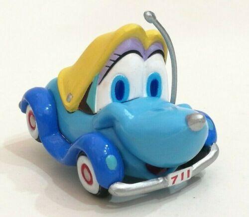 Disney Japan TOMY Choco Egg Susie Car Little Blue Coupe Miniature Figure Toy Kid