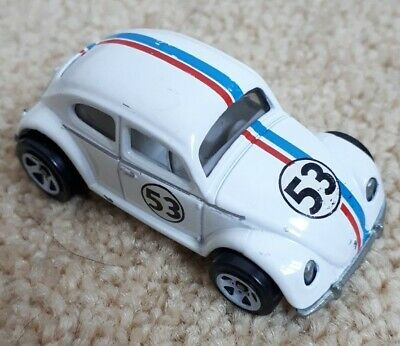 1988 Hot Wheels VW Volkswagon Beetle 'Herbie - The Love Bug' Mattel