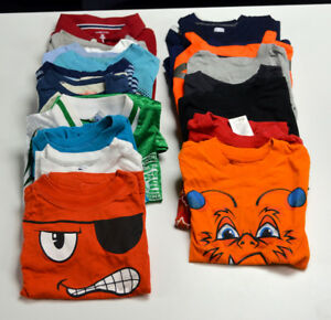 Large Lot of Boys 4T Clothes
