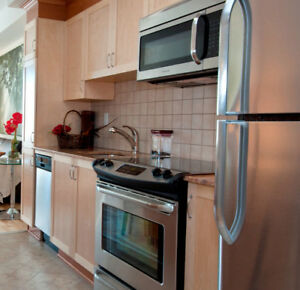 Renovated 2 bedroom in penthouse WITH $1000 IKEA GIFT CARD
