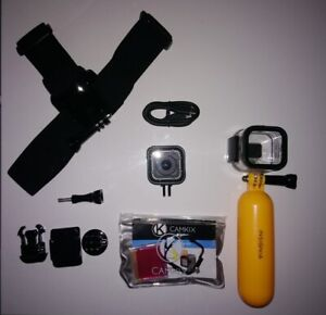 Gopro 5 session /  6 accessoires = 220$