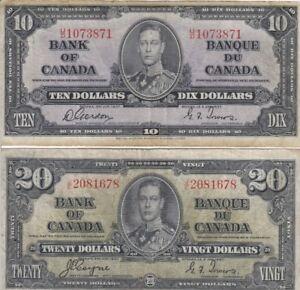 1937 Ten & Twenty