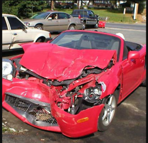 TOP CASH $300-3000 FOR USED OLD SCRAP CARS 416-720-9105
