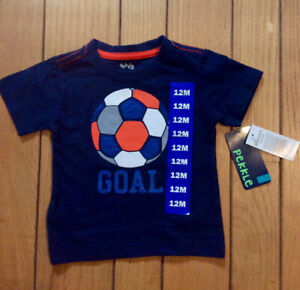 Soccer Shirt, Brand New With Tags - St. Thomas
