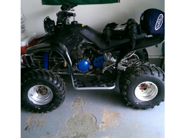 Used 2000 Yamaha Warrior 350