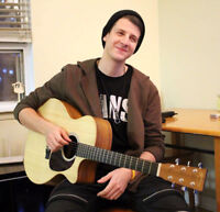 Fun, Professional & Reasonably Priced Guitar Lessons in Toronto