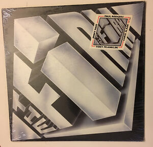 RARE!- THE FIRM SELF-TITLED 1st LP FACTORY SEALED 1st PRESS MINT