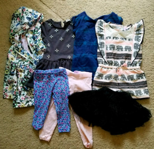 Summer clothing for your little girl