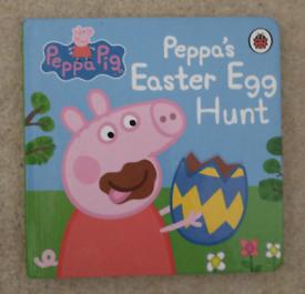 Peppa's Easter Egg Hunt story