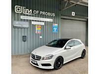Mercedes-Benz A220 2.1CDI ( 170bhp ) Blue F 7G-DCT 2014MY AMG Sport