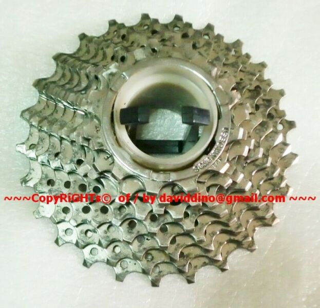 ~~~ USeD SHiMaNo BiCyCLe CaSSeTTe 9 SPeeD 12T-25T $30 ~~~
