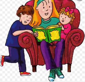 Registered homecarer/nanny available