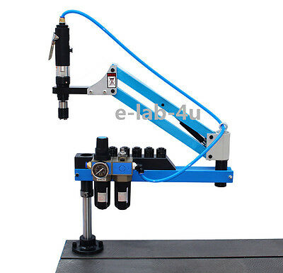 Universal Flexible Arm Pneumatic Air Tapping Machine 360 Angle 1000mm M3-m12 E
