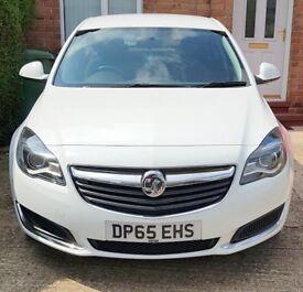 2015 (65 plate) Vauxhall insignia 2.0 cdti ecoflex Design (170 bhp) (s/s)