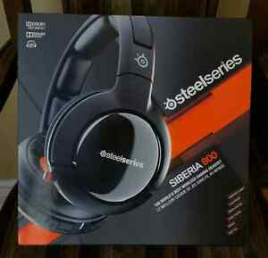 Steelseries Siberia 800 (Tried once, MINT)
