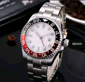 Brand New GMT Parnis Automatic Mens Watch