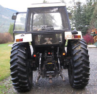 Wanted 80 to 100 hp tractor with 3 point