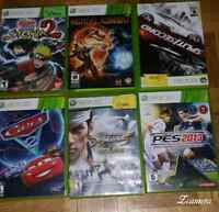 33 game  for XBOX 360 all together
