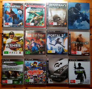 Play Station PS 3 games