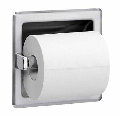 Bradley Recessed Toilet Paper Tissue Dispenser Ada Compliant 5102-000000