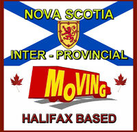 MOVING SERVICES ANYWHERE IN NOVA SCOTIA - REASONABLE RATES