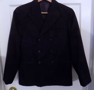 YOUTH'S BLACK SUIT WITH ACCESSORIES