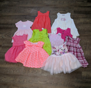 3-6 month dress lot