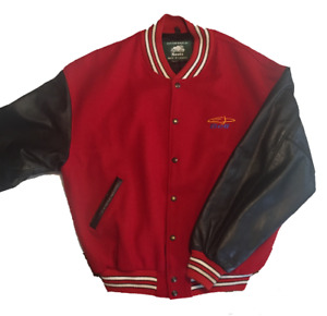 Vintage Roots x Bell Olympic Varsity Jacket - Mens XL
