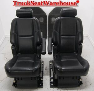 suburban leather seats buy or sell other auto parts. Black Bedroom Furniture Sets. Home Design Ideas