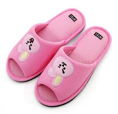 BTS BT21 Official Goods COOKY Room Slippers Indoor House Bedroom Slippers