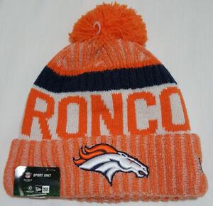 Denver Broncos 2017 NFL Sport Knit/Beanie/Toque/Winter Hat