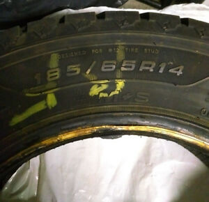 185/65R14 Winter Tires For Sale