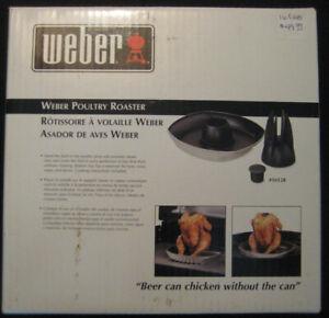 Weber 16128 Poultry Roaster