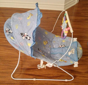 ** Baby Vibration Bouncer **